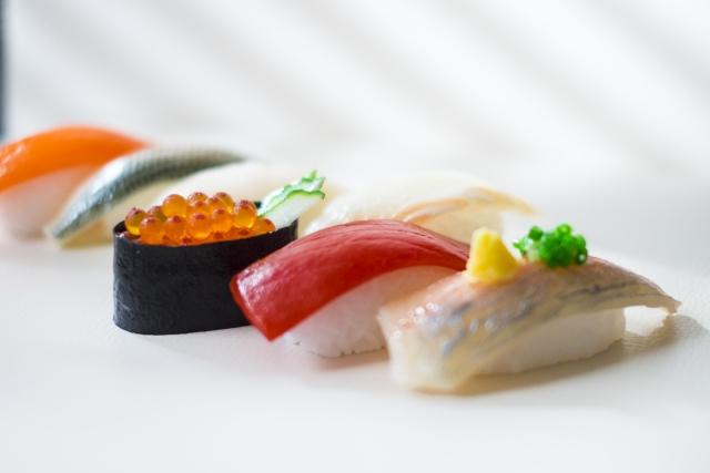 ⑤小坪高収益立ち食い寿司店