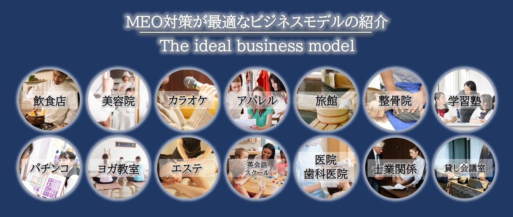 Ⅶ.MEO対策(ローカルSEO)が最適なビジネスモデル